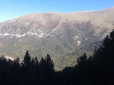 Paraje boscoso de Santamela, espectacular rincón.