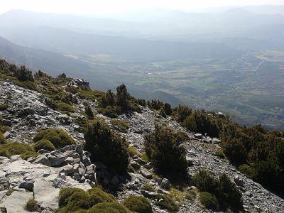 Valle de La Fueva, La Cabezonada en primera instancia (utilizar de referencia la carretera L'Ainsa -Campo)
